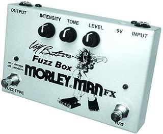 Morley Morley Man FX Cliff Burton Fuzz Box Effect Pedal