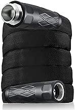 BIONIC FLEX 7364 Heavy Duty Lawn Commercial Grade Lightweight, Drag Resistant, Kink Free Reinforced Garden Hose As Seen on TV, 25', Black