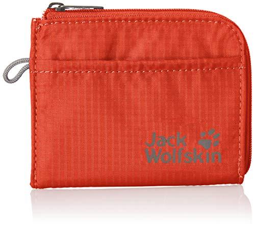 Jack Wolfskin Unisex– Erwachsene Kariba Air Geldbörse, Lava red, One Size