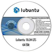 "Lubuntu 18.04 LTS ""Bionic Beaver"" (64Bit) - Bootable Linux Installation DVD"