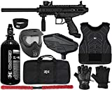 Action Village Tippmann Cronus Basic & Tippmann Cronus Tactical Paintball Gun Protector Package Kit 1 (Basic - Black/Black, Small/Medium)