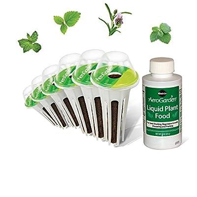 Miracle-Gro AeroGarden Fresh Tea Seed Pod Kit