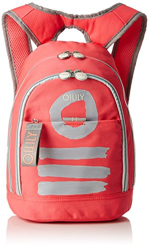 Oilily Damen Fun Nylon Backpack Svz Rucksackhandtasche Pink (Pink)