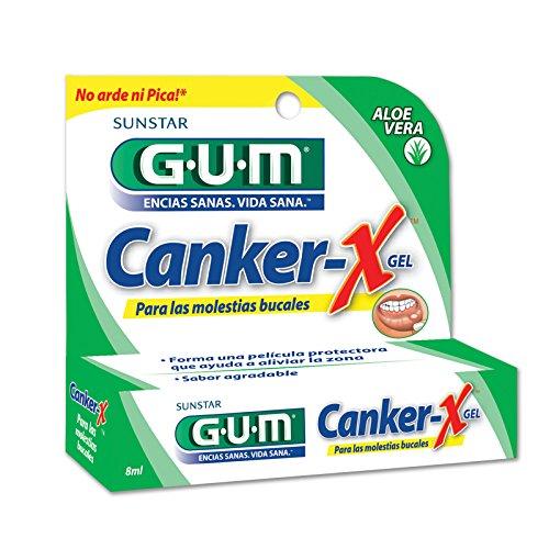 Green Bark Gummies Canker-X Mouth Sore Treatment, 0.28 Ounce