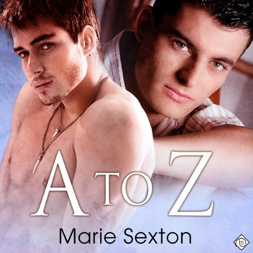 A to Z audiobook cover art