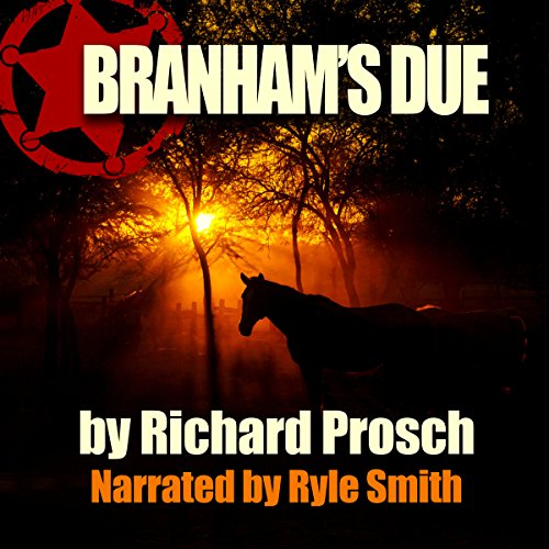 Branham's Due audiobook cover art