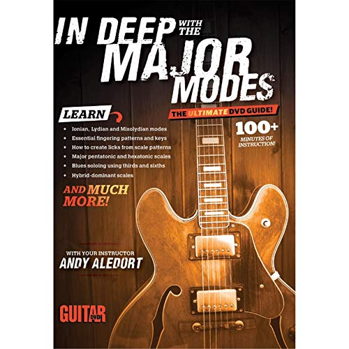 Guitar World -- In Deep with the Major Modes: The Ultimate DVD Guide (DVD)