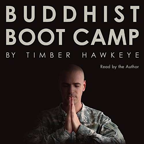 Buddhist Boot Camp cover art