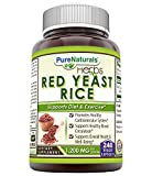 Red Yeast Rice 1200s - Best Reviews Guide