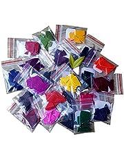 Kleurstof voor kaarsen, 24 kleuren DIY kaarsvet Kleurstof Kaarsen Kleurstof Kleur Pigment voor kaarsen maken
