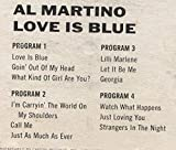 Al Martino: Love is Blue