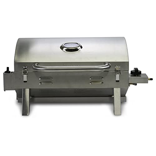 hook up grill to rv