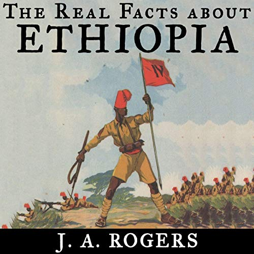 The Real Facts About Ethiopia audiobook cover art