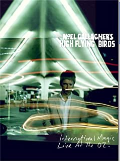 International Magic Live At The O2 [Blu-ray] [2012] [Region Free] by Noel Gallagher's High Flying Birds (B0091QWFUM) | Amazon price tracker / tracking, Amazon price history charts, Amazon price watches, Amazon price drop alerts