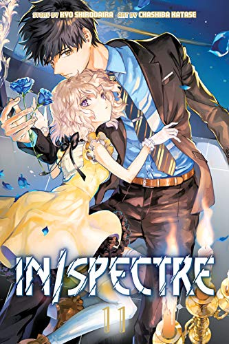 In/Spectre Vol. 11 (English Edition)