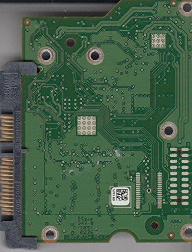 ST3500418AS, 9SL142-024, HP40, 5701 AD, Seagate SATA 3.5 Leiterplatte (PCB)
