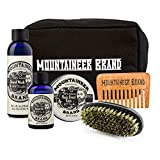Ultimate Beard Care Kit by Mountaineer Brand | Contains Beard...