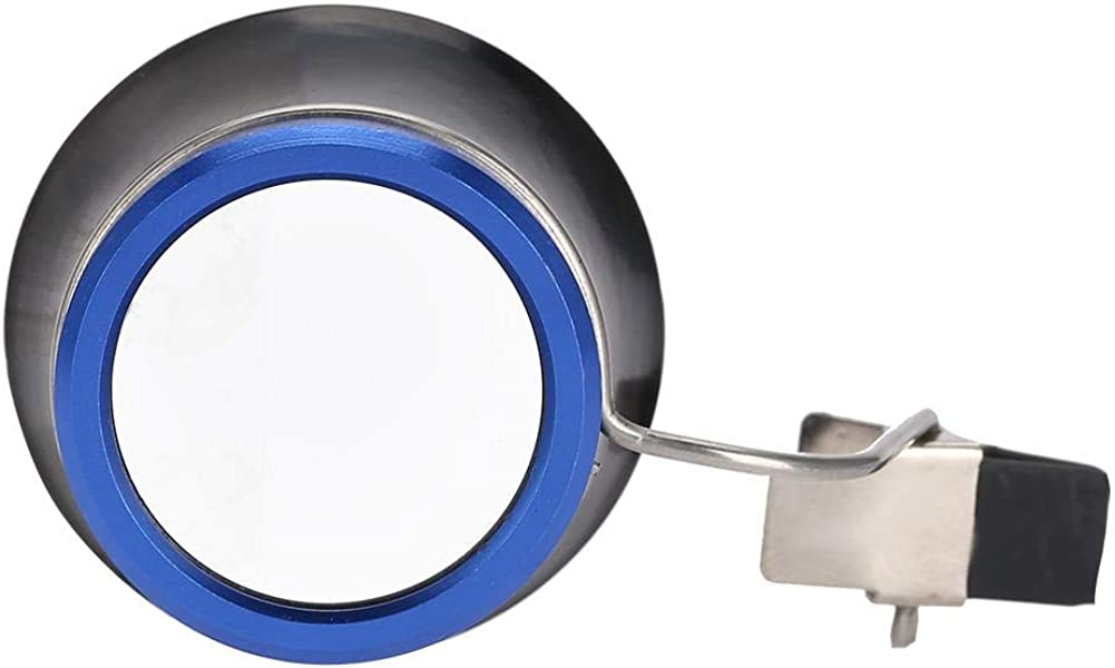 Clip en la lupa de gafas lentes de aumento de lupas para trabajos de reparaci/ón de relojes de joyer/ía
