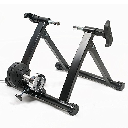 Lixada Rodillo de Ciclismo Magnético Bicicleta Turbo Trainer Indoor...