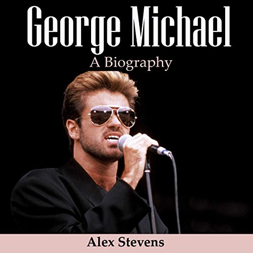 George Michael audiobook cover art