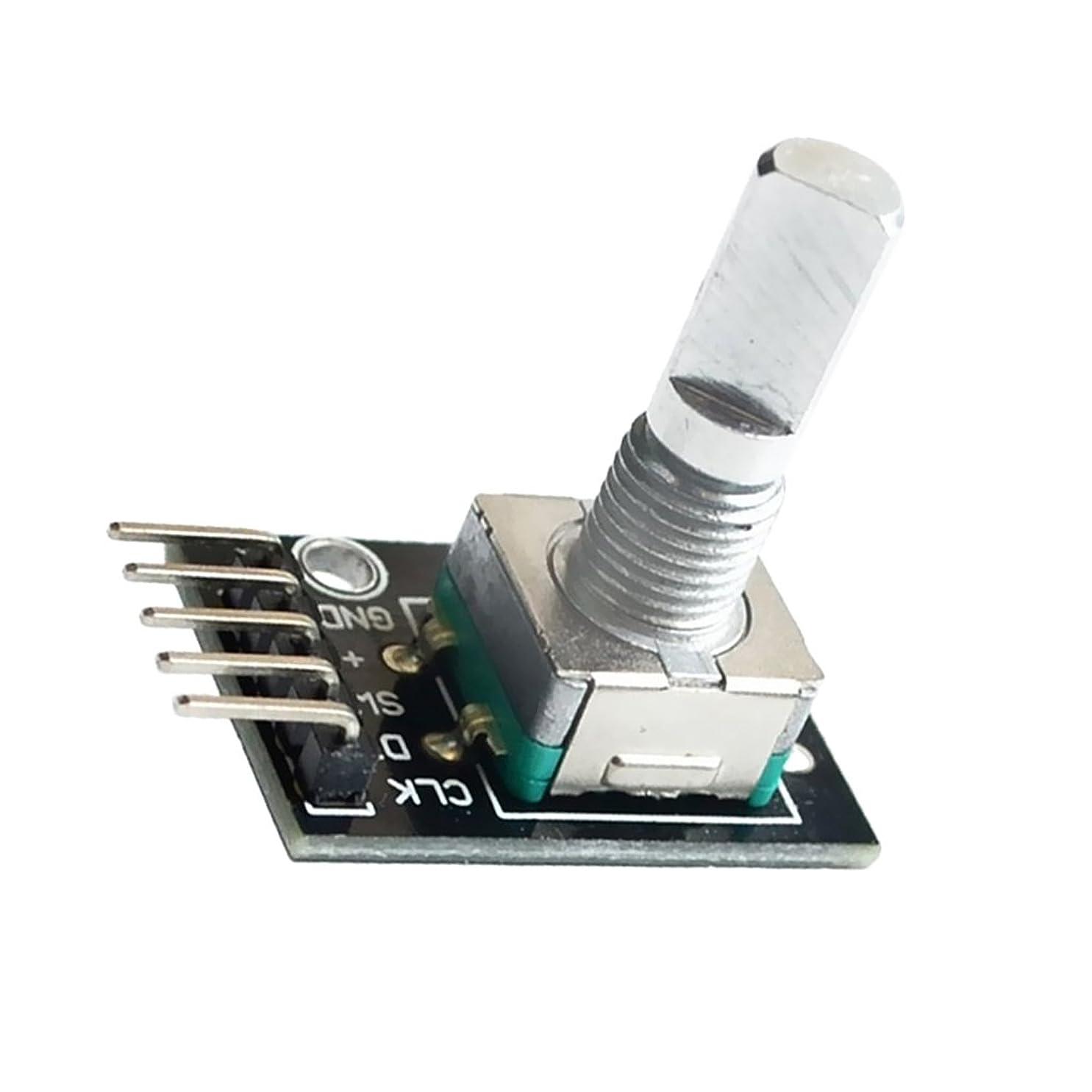 仕事ハイジャック日の出モジュール 回転式 エンコーダ ロータリーコード Arduino用
