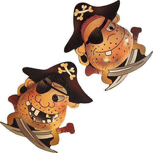 Melkchocolade Novelty Pirate (pak van 4)
