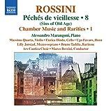 Péchés De Vieillesse (Integrale), Vol.8: Musica Da Camera E Rarità...