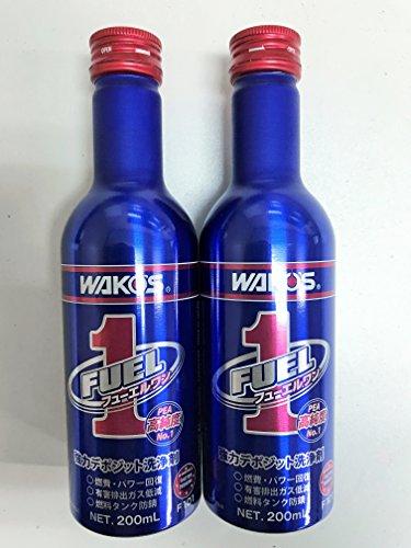 WAKO'S(ワコーズ) NEWフューエルワン F-1 FUEL-1 200ml 2本セット