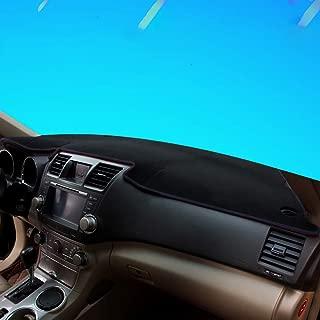 Toyota Highlander Dashboard Dash Protector Dash Mat Sun Cover Pad Compatible Toyota Highlander 2009 2010 2011 2012