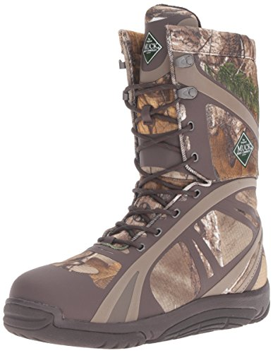 Muck Boots heren Pursuit Shadow Mid rubberlaarzen, RealTree Xtra, 38.5 EU