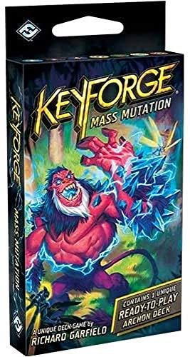 Fantasy Flight Games KeyForge: Mass Mutation - Archon Deck Display (12 Decks) - English