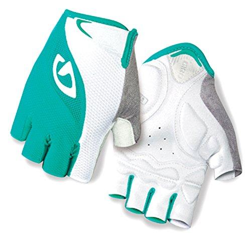 Giro Unisex– Erwachsene Tessa Gel Fahrradhandschuhe, Turquoise/White, S