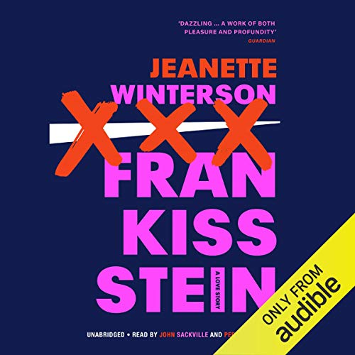 Frankissstein audiobook cover art