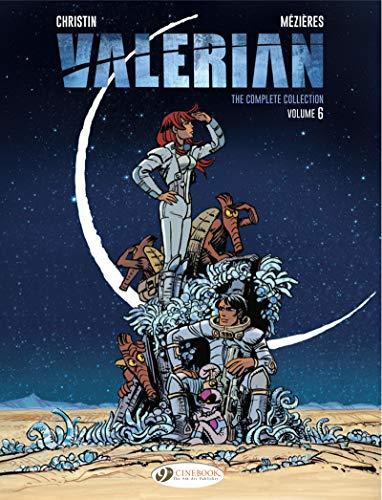 Valerian: The Complete Collection (Volume 6) (Valerian & Laureline, Volume 6)