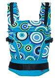 Manduca 222-10-13-006 - Mochila portabebés, diseño Circadelic Sea