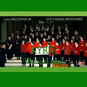 Kyrie Missa Luba (feat. Guya Valmaggi, Coro Millennium)