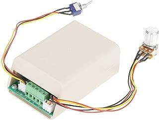 Mootea Placa de controlador de motor placa de controlador de motor paso a paso TB6600 4A de 2 fases 16 microstep para m/áquina de grabado CNC