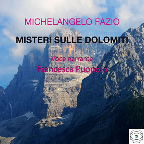 Misteri sulle Dolomiti copertina