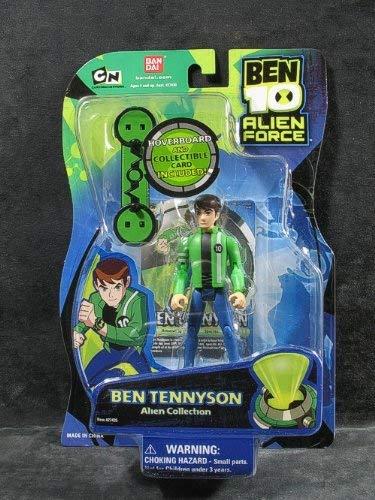 Bandai Ben 10 Tennyson Alien Force Action Figure Alien Collection