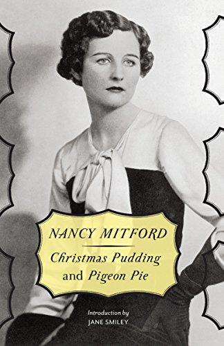 Christmas Pudding and Pigeon Pie