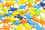 Passover Jumping Frogs Plastic Toy (24-Pack) (12-Pack)