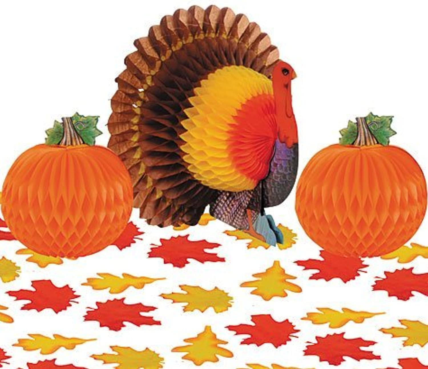 Thanksgiving Table Decorating Kit by Party America