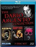 Dario Argento Collection, the (Blu-Ray) (DVD)