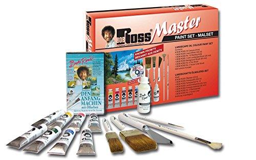 Lukas - 5000 6510 Bob Ross Master Mal Set