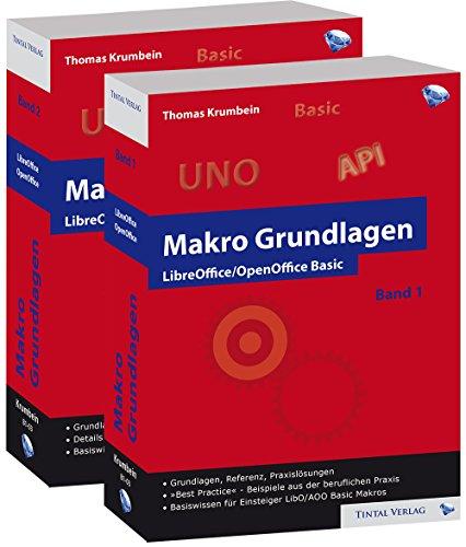 Makro Grundlagen: LibreOffice / OpenOffice Basic