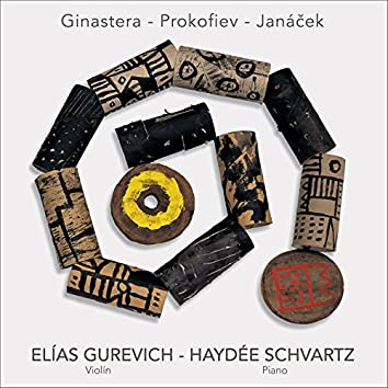 Ginastera - Prokofiev - Janáček (Manos A La Obra)
