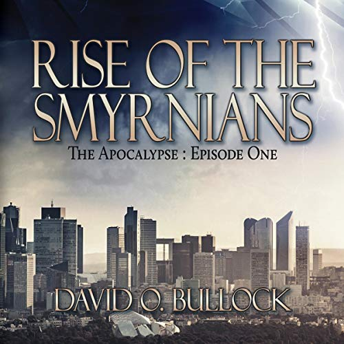 Rise of the Smyrnians audiobook cover art
