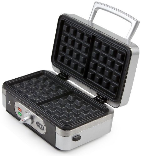 3-in-1 combi-apparaat: wafelijzer - sandwichmaker - eenvoudige bediening en reiniging door verwisselbare bakplaten - NIEUW & OVP