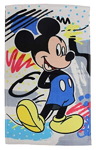 Disney MM03T Micky Maus Kinder-Handtuch 30 x 50 cm