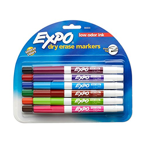 BIC Magic Dry Erase Markers 24-Count Now $14.23 (Was $36) + MORE